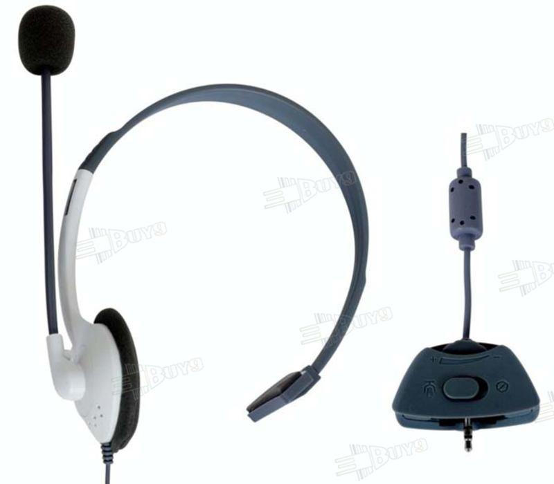 Наушники гарнитура наушники с микрофон микрофон для xbox360 живут игры микрофон ej6