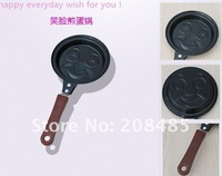 Сковородка 5pcs/lot Frying Pan, Mini lovely Shaped Egg Fry pan, Non-Stick, smile face shape pan super price