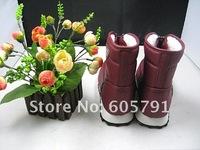 Женские ботинки Short Snow Boots Snowjoggers Sakura Snow Boots