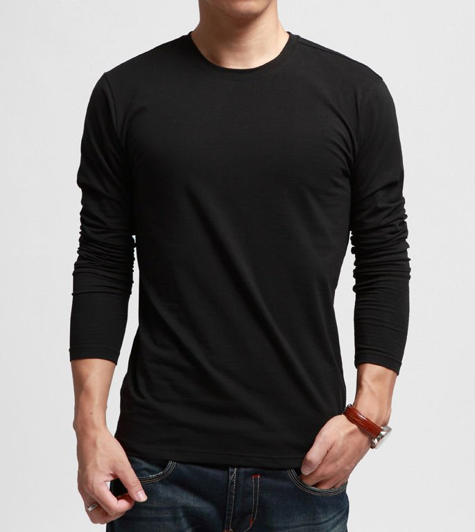 Mens Thin Long Sleeve T Shirts | Is Shirt