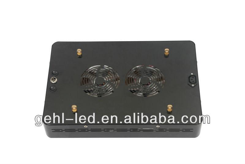 LED Grow light high power with dual lens hydro pro grow light led lamp