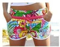 Женские шорты Retail & high fashion hot shorts, beach shorts, fashion shorts.Size:S, M, L