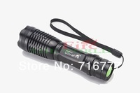 Фонарик 2pcs UltraFire 12W 1800 Lumen 7 Mode Zoomable CREE XM-L T6 LED 18650 AAA Flashlight Torch Zoom Lamp Light