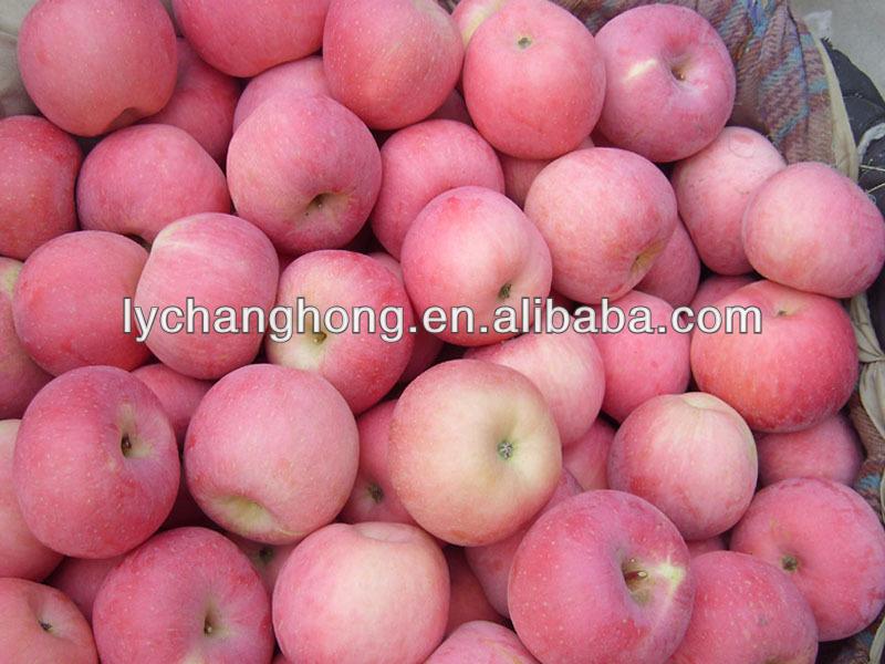 Frais en vrac pommes / chinois fruits