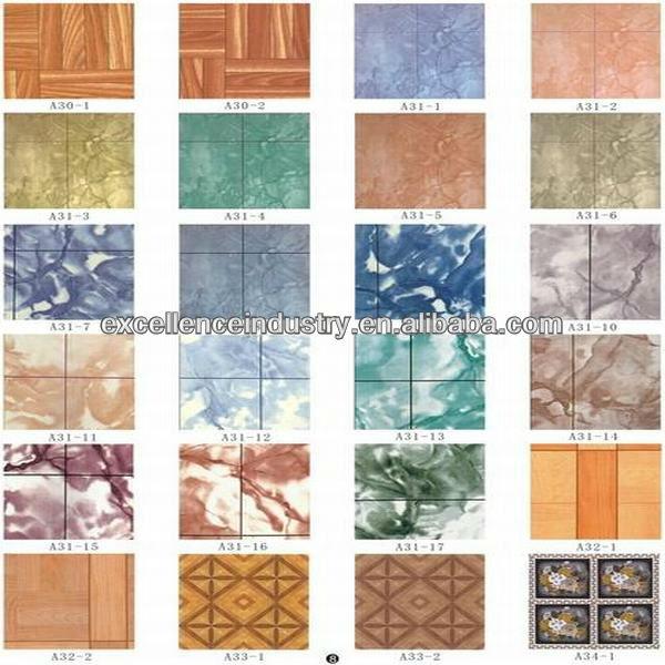 PVC sport flooring