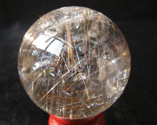 Copper Rutilated