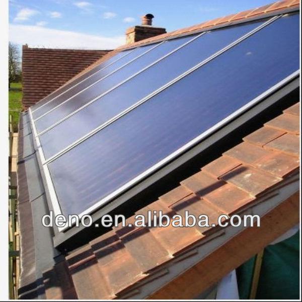 2014 New Design Heat Pipe Solar Collector