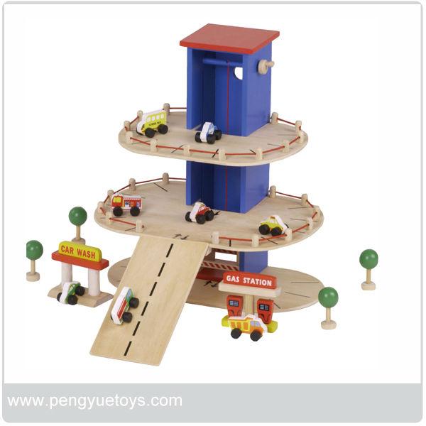 ... Toy Wooden Car Park Toys Wholesale - Buy Diy Kids Parking Garage Toy