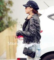 New designer Handbags 22X5X11CM Japan Fashion Women Lady Soft PU Leather bag Tote Purse Shoulder Bag 0812# 1PC/LOT
