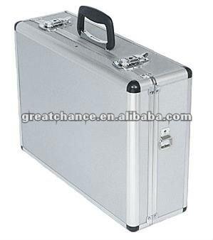 Hight quality fashion custom design aluminum case