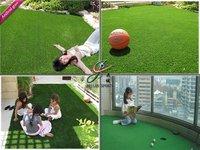 Искусственные газоны и покрытие для спорт площадок aojian AJ-cp001-1PA