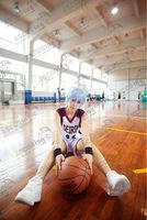 Куроко не basuke Куроко Тэцуя баскетбол Джерси косплей костюм №11 белая произвольного размера