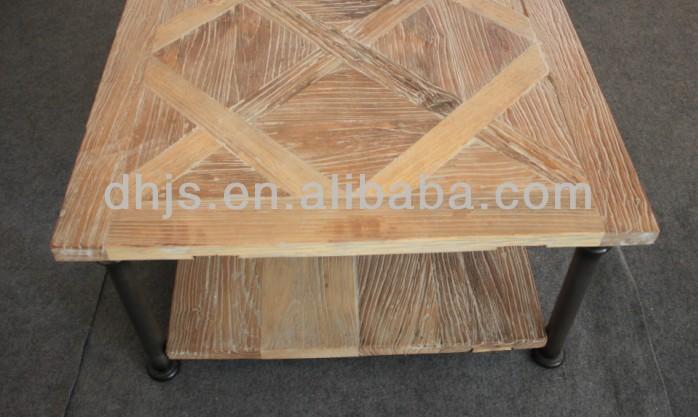 Holz beistelltisch Wohnzimmer tisch antik quadrat couchtisch ...