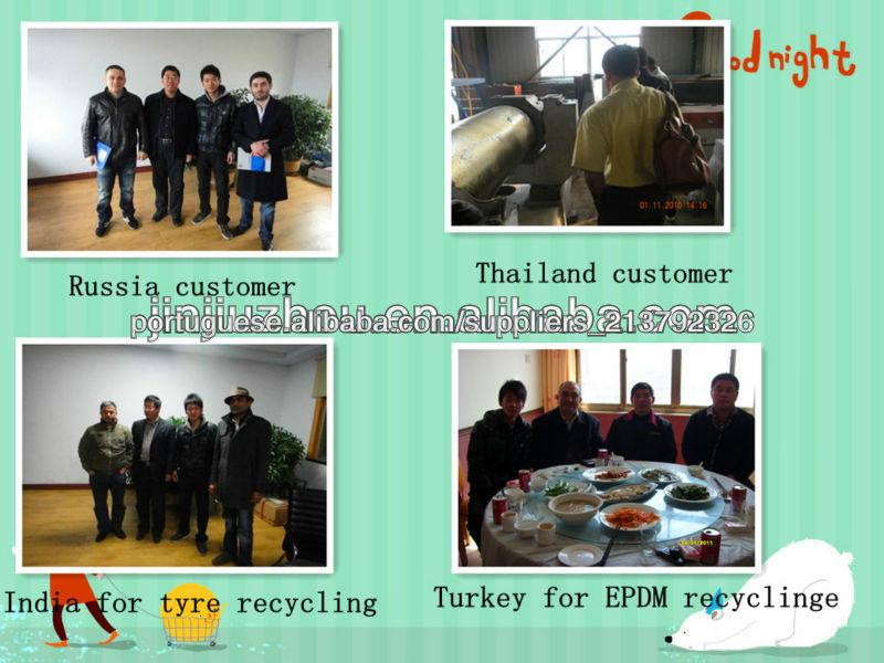 Rubber floor molding press /rubber tiles production / rubber tiles production machine
