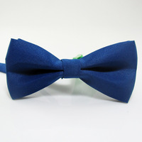 Free shipping solid color men business shirt bow ties , organization perform bowtie DS01-14