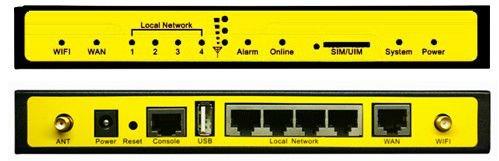 F3434 3.75G HSPA+ OpenVPN Router