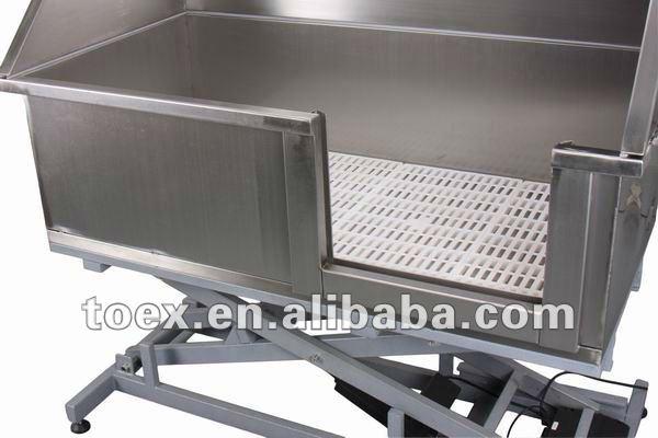 Stainless Steel Dog Bathtub BTS-130E
