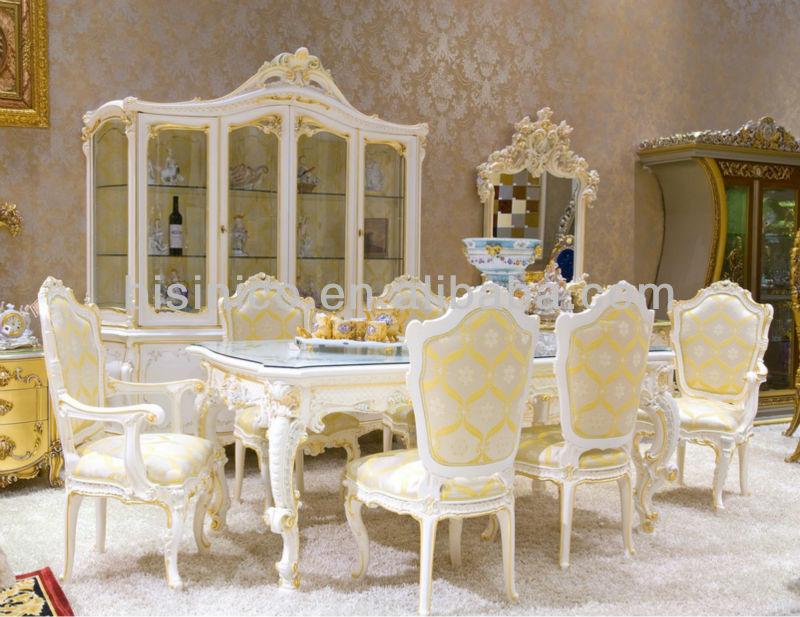 Maison De Luxe Table De Salle Manger Ensemble Fran Ais