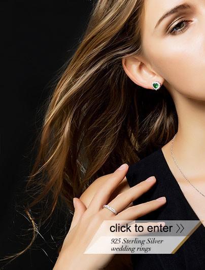 Серьги-гвоздики Jewelora  EA010513000006