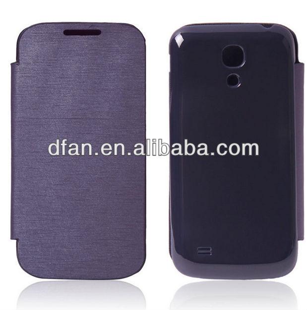 flipe leather cover case for samsung s4 mini