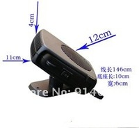 NEW-Free shipping car fan heater ceramic car electric heater warm air conditioner portable 12v 150w