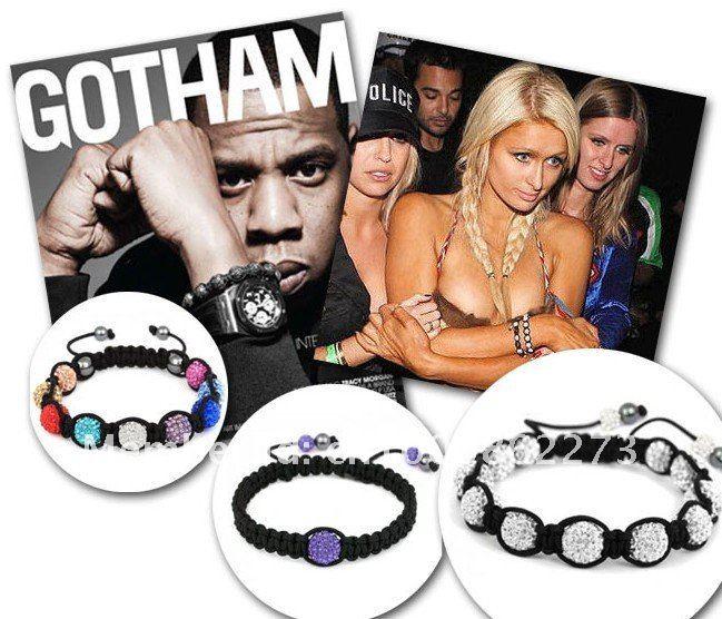 Shamballa Bracelet Celebrity Shamballa Bracelets