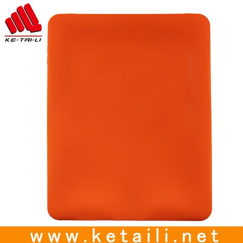 2013 New designed soft silicone case for ipad