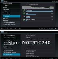 "Планшетный ПК NEW 7 "" A13 1.2 Android 4.0 Q88 5 LZ2022"