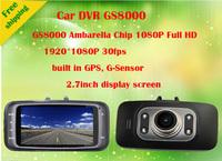 Автомобильный видеорегистратор GS6000 DVR Ambarella 1080P 2.7 /g/+