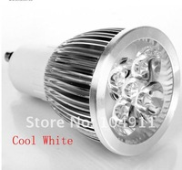 10X High power CREE GU10 5x3W 15W 110V 220V Dimmable Light lamp Bulb LED Downlight Led Bulb Warm/Pure/Cool White Energy Saving
