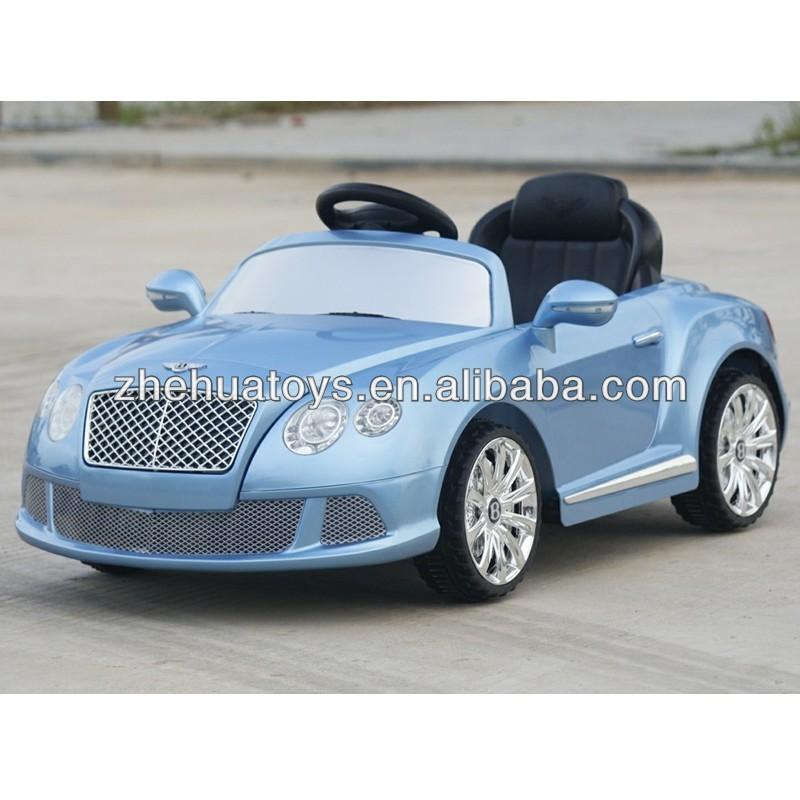 Bentley Kids  Volt Electric Car