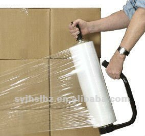 LLDPE polyethylene pallet machine wrapping stretch film wrap