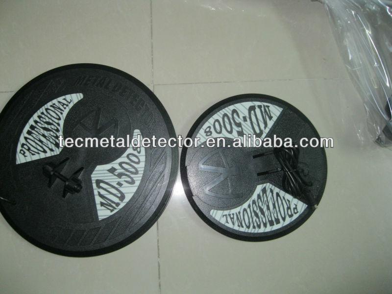 Detector De Metais preciosos, Profunda Terra Metal Detector Treasure Metal Detector MD-5008 com Haste Telescópica