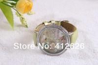Наручные часы selling Handmade Korea Mini Diamond Dress Women Watches with Secret Garden