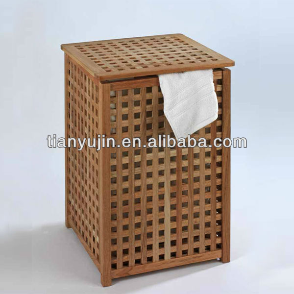 Как сделать ящик для грязного белья своими руками