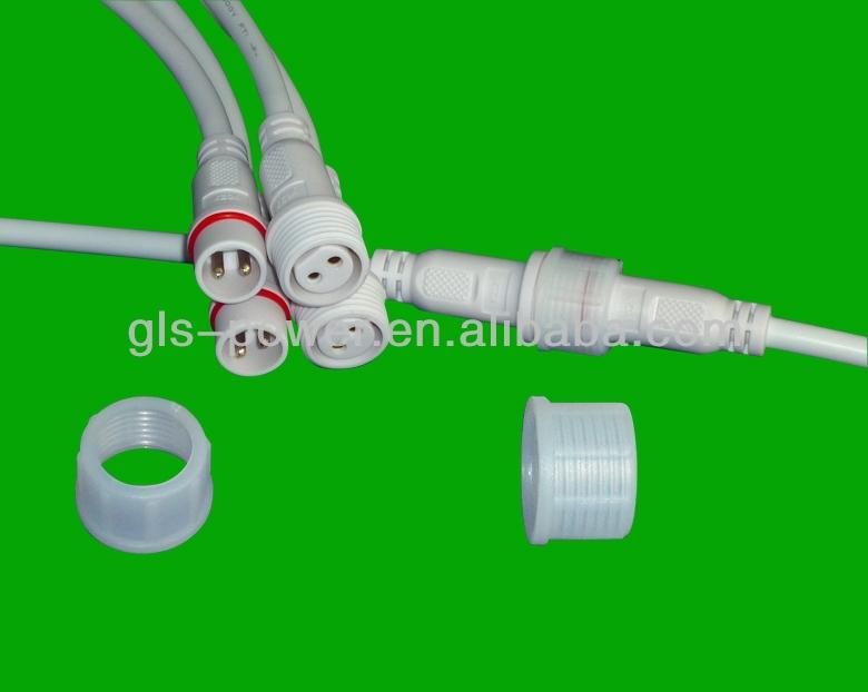 IP67 4 pin waterproof connector