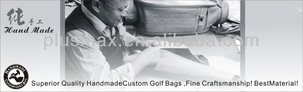 wholesale new design top quality travel tour handmade custom tailor golf club travel bags