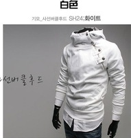 Мужская ветровка High collar coat 2012 Hoodies top brand men's jackets, men's dust coat, men'soutwear Drop Shipping A1086