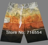 retail 2013 swimwear men new style top brand billa bong quik silver beach short surf shorts board shorts