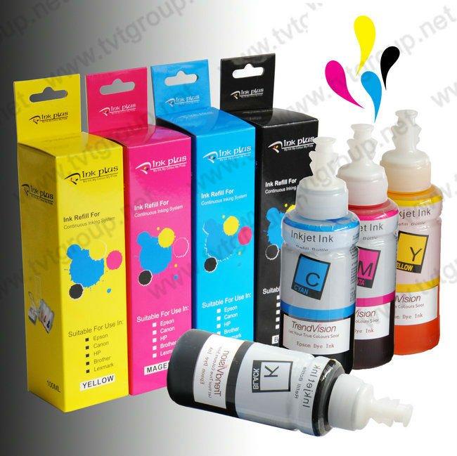 Pigmento impermeável tinta a jato de tinta para Epson / Canon / HP / Brother stylus impressora desktop