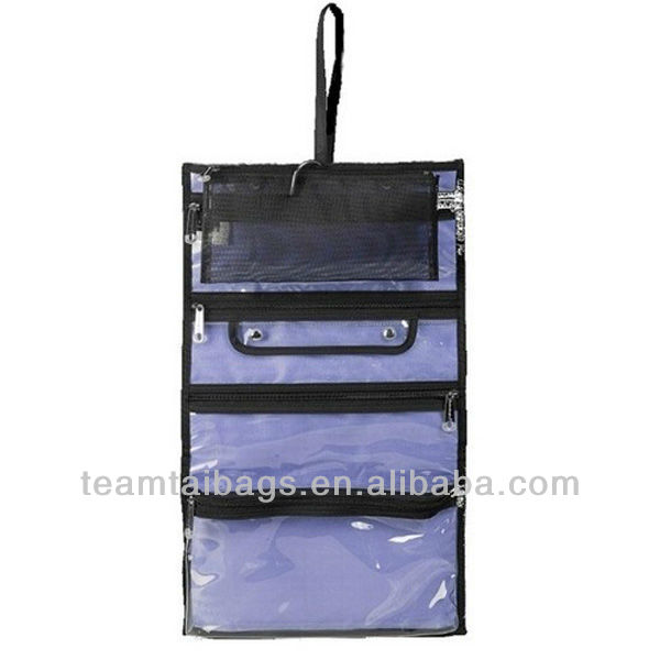 Dermalogica Hanging Travel Bag hanging toiletry travel bag organizer