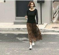 Женская юбка VPH leopard Euramerican A8-5-9827