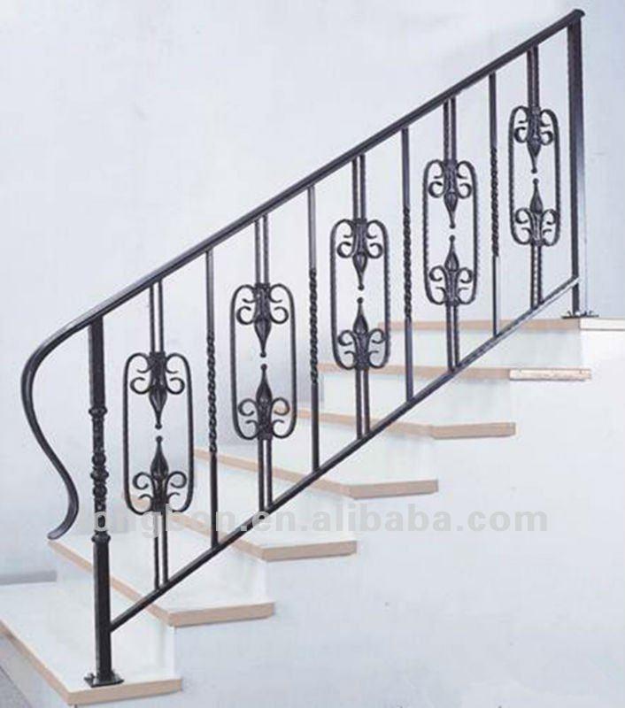 topventa escaleras interiores diseos de barandilla de hierro