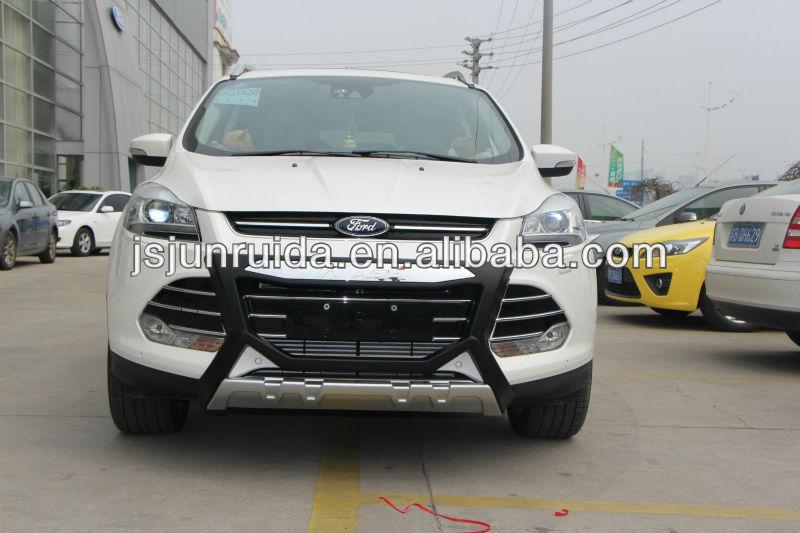 Front Bumper Guard For A 2013 Ford Escape Autos Post
