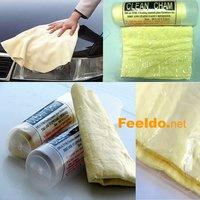 Товары для уборки салона авто Leather Cleaning Towel Car Washing Cloth Chamois