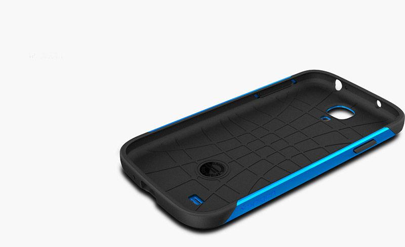 Spigen SGP slim armor protective case for samsung Galaxy S4 I9500