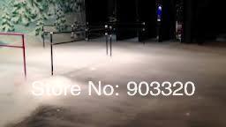 Купить БЕСПЛАТНАЯ ДОСТАВКА DMX512 1000 Вт Дымка Машина Дым машина, Hazer для Диско Освещения, специальный световой эффект, DJ стороны света