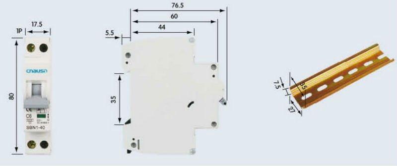 DPN circuit breaker