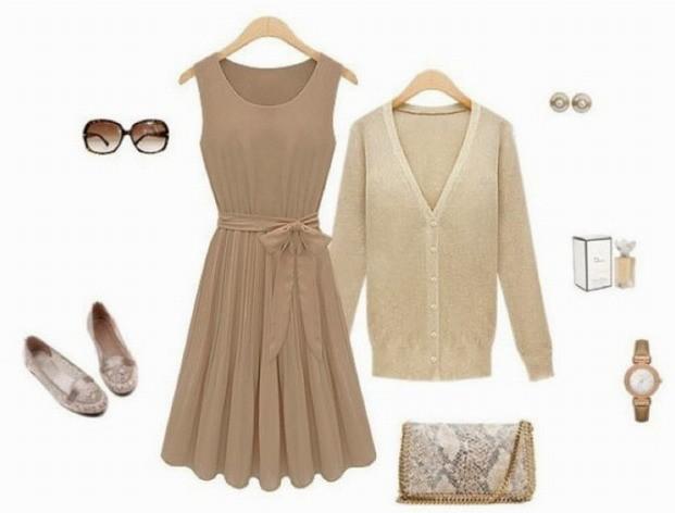 mulheres vestido plissado (5)