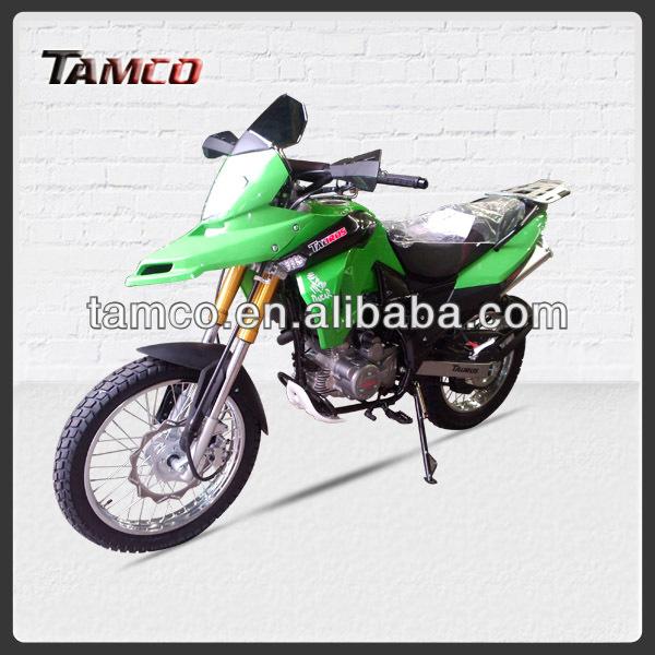 Hot sale T250-DAKAR 250cc kawasaki dual sport motorcycle